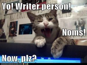 Writer person